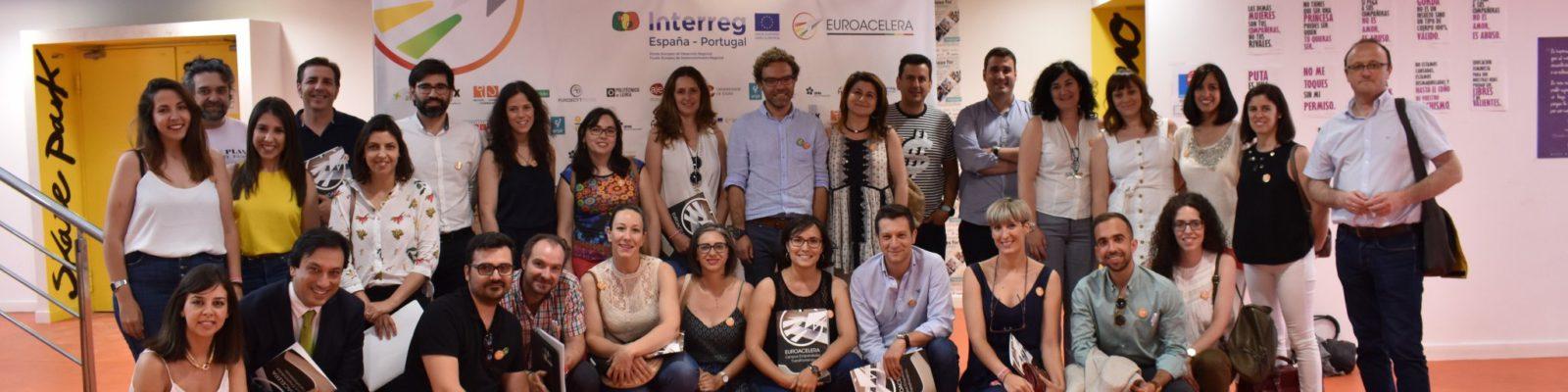 AJE Extremadura en el 1er. Programa de Aceleración de EUROACELERA