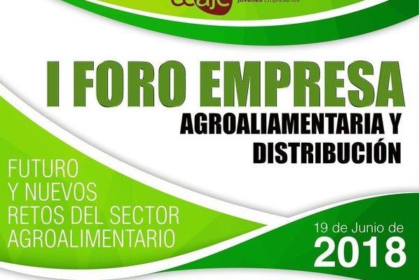 I Foro Agroalimentario y Distribución de CEAJE