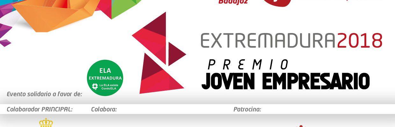 III Premios Joven Empresario 2018 de AJE Extremadura 2018