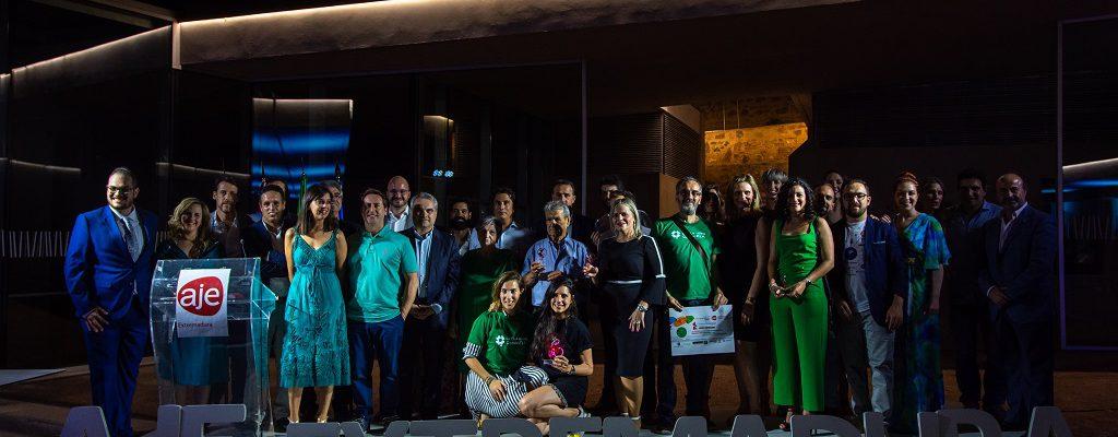 Diego de Alcalá Cachero, Premio Joven Empresario 2018