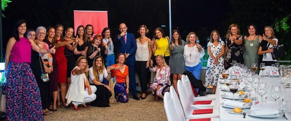 """AJE Extremadura en el Encuentro """"Mujeres con A"""""""