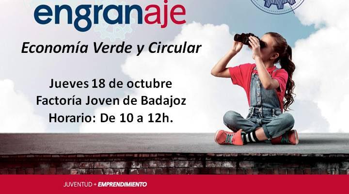 Sesión de Engranaje en la Factoría Joven de Badajoz