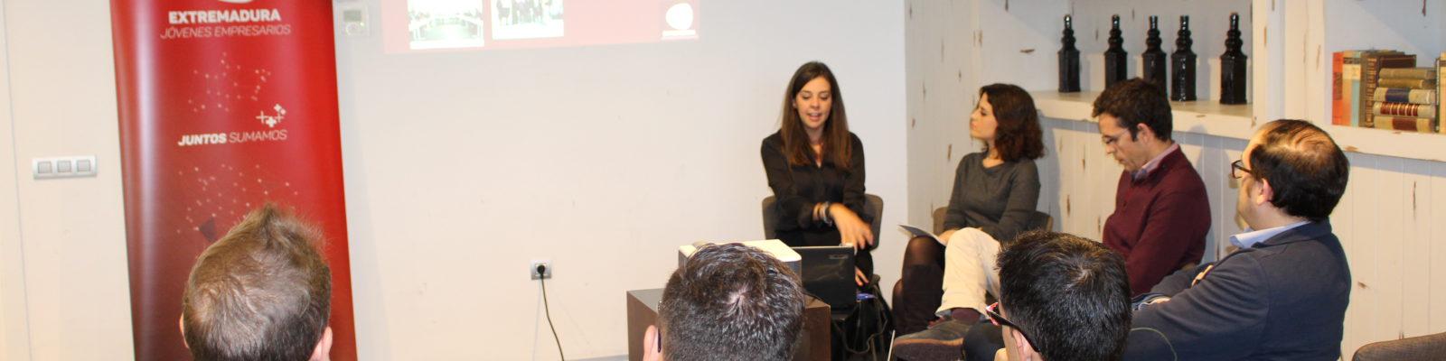 Asamblea Extraordinaria para Socios AJE Extremadura