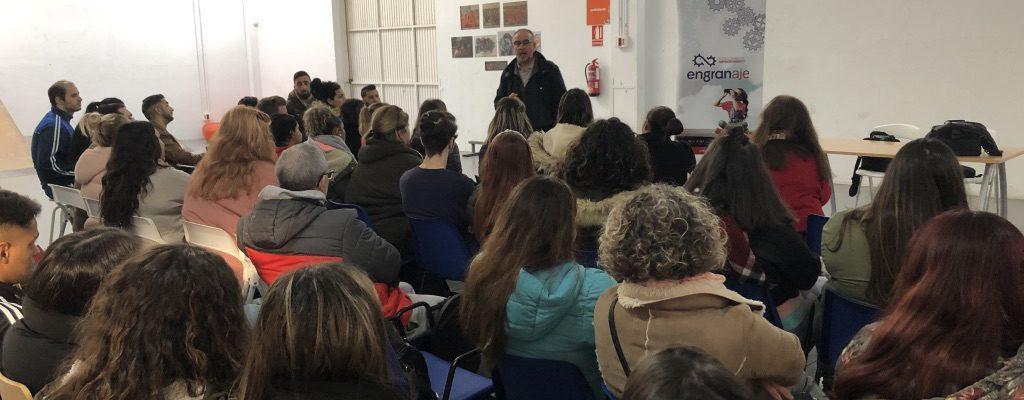 Nueva Sesión de Engranaje en Don Benito