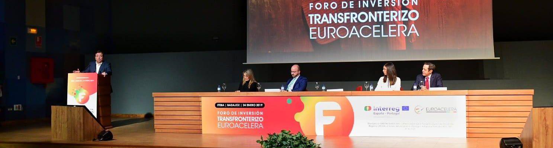 Celebrado el I Foro de Inversión Transfronterizo